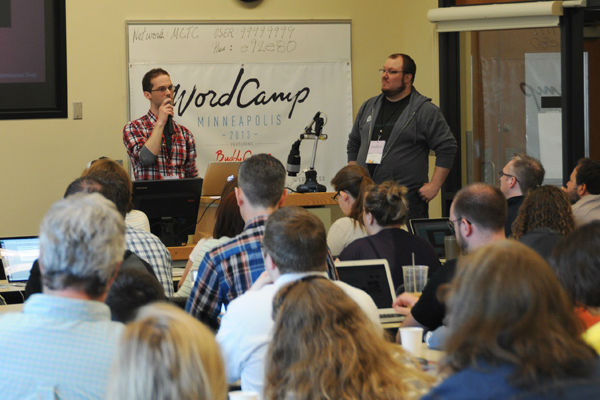 WordCamp de Minneapolis