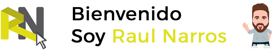 Raul Narros WordPress
