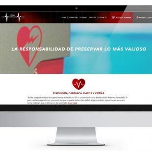 Rediseño web en Wordpress Idm Medical