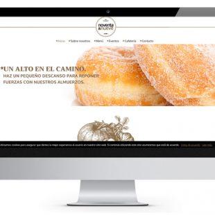 Restaurante 99, rediseño Wordpress