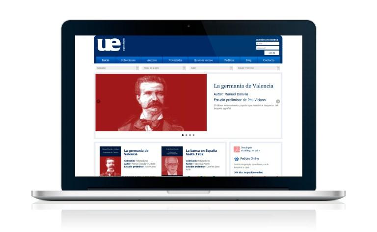 Tienda Online Woocomerce Urgoiti Editores