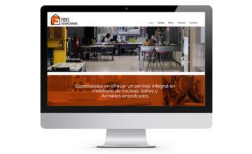 Desarrollo web de Fidel Cocinas